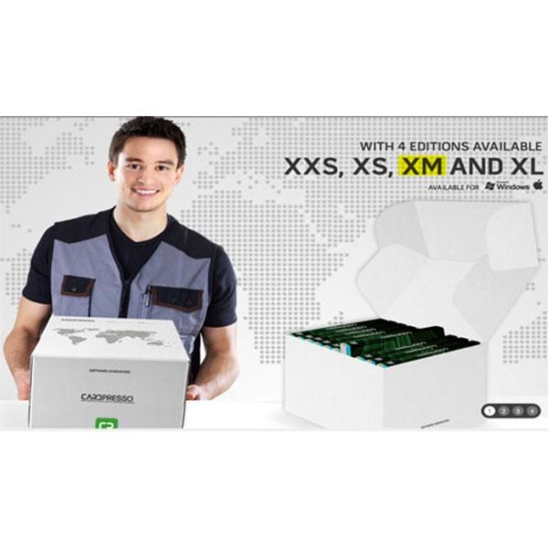CardPresso XM har bl.a. stregkoder, database, 2D Face Crop, Batch Print, MAC-kompatibel. Køb den på www.rddata.dk
