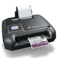 Afinia Label L301 farve etiketprinter. printer på en række forskellige medier i ruller op til 152 mm i bredden. God til mikrobryggerier, gårdbutikker o.lign. der har brug for at printe mellem 1000 og 2500 labels om måneden. Fra RD Data