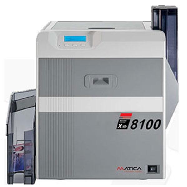 Print selv medlemskort, adgangskort mm. i høj og holdbar kvalitet med Matica XID 8100. Printer på alle typer plastikkort. 2 års garanti og fri hotline service hos RD Data