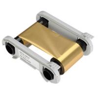 Guld farvebånd til Evolis Zenius, Primacy, Edikio Flex og Duplex, Evolis Zenius og Primacy guld farvebånd til 1.000 print. Produktnummer: RCT016NAA, fra RD Data