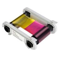 6-panel farvebånd YMCKOK, Evolis Primacy Duplex farvebånd YMCKOK 6-panel til 200 print. Produktnummer: R6F003EEA, fra RD Data