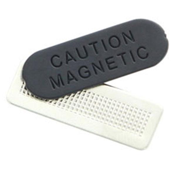Selvklæbende magnet til plastkort, prisskilte, stort udvalg hos RD Data