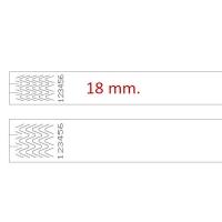 Armbånd til laserprinter 18 mm. Nu kan du printe armbånd uden at investere i en specialprinter. Disse armbånd printes arkvis i en ganske almindelig laserprinter, og deles efter print. Fra RD Data