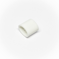 Låse til armbånd i hvid. 100 stk. pr. pose. Stort udvalg i plastkort, kortprintere, kortholdere, lanyards, yoyo'er samt diverse tilbehør hos RD Data
