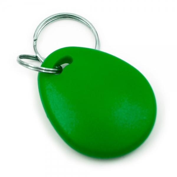 Nøglebrik Saltoformateret grøn