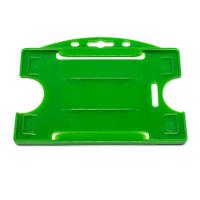 Åben kortholder, grøn
